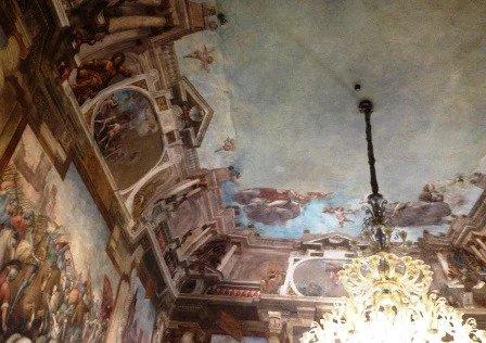 Castello del Valentino - Antincendio - 2014