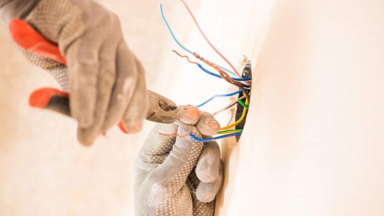 lavoro elettricista