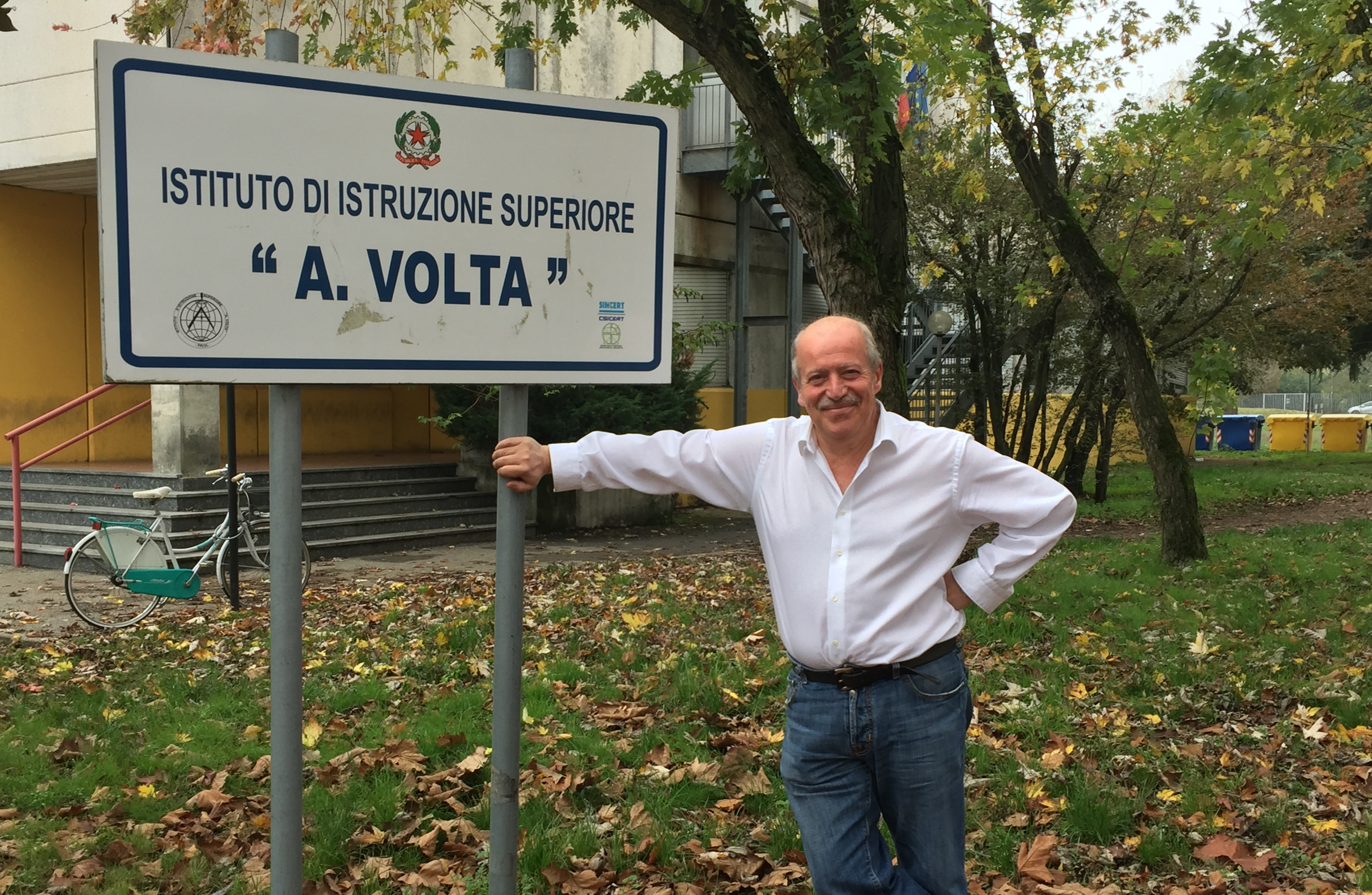 Scuola Volta PAVIA - 2018